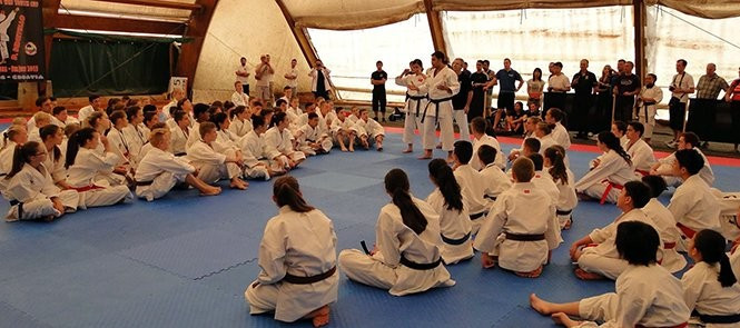 World champions to act as instructors at upcoming WKF Youth Training Camp and Karate 1 Youth Cup
