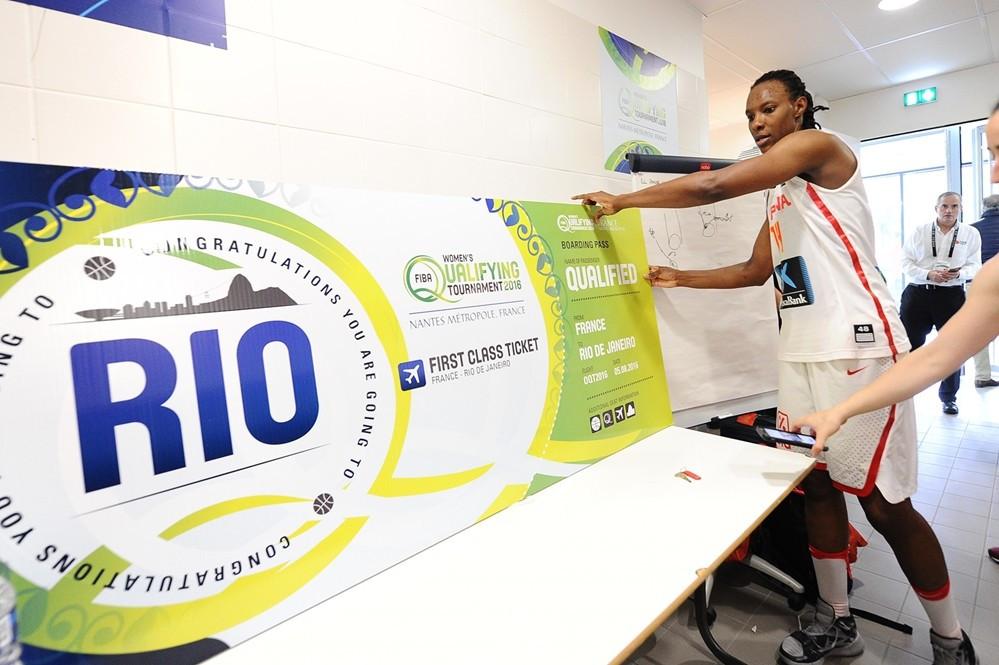 Lyttle powers Spain's women's basketball team to Rio 2016