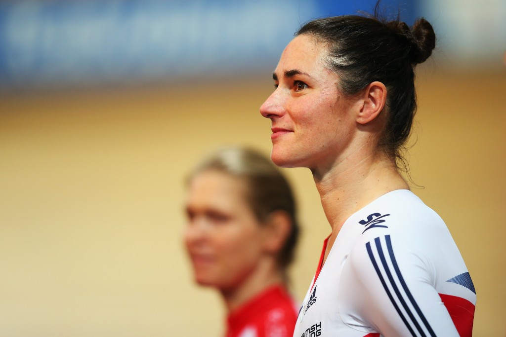 Dame Sarah Storey heads British cycling squad for Rio 2016 Paralympic Games