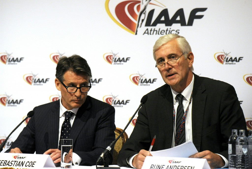 Russia was found not to have met the IAAF Task Force criteria ©Getty Images