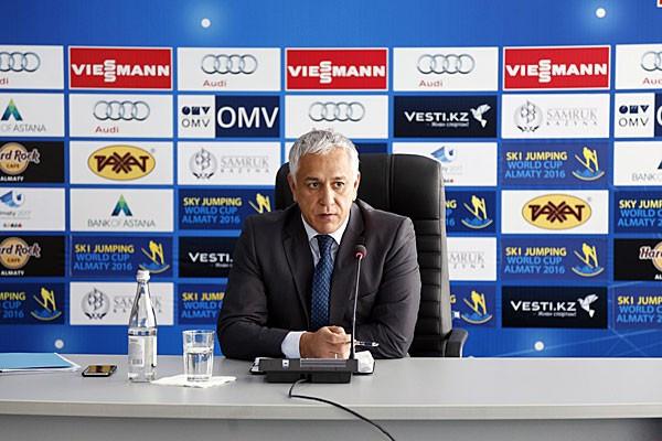 Nurov appointed as director of Almaty 2017 Winter Universiade