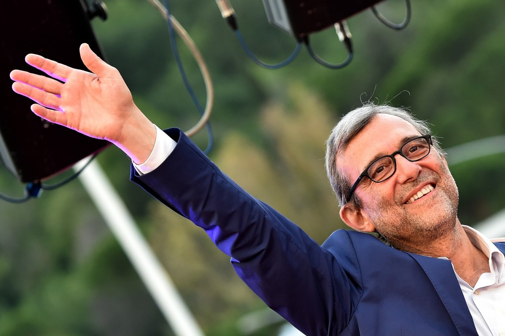 Roberto Giachetti has backed Rome's bid for the 2024 Summer Olympic Games