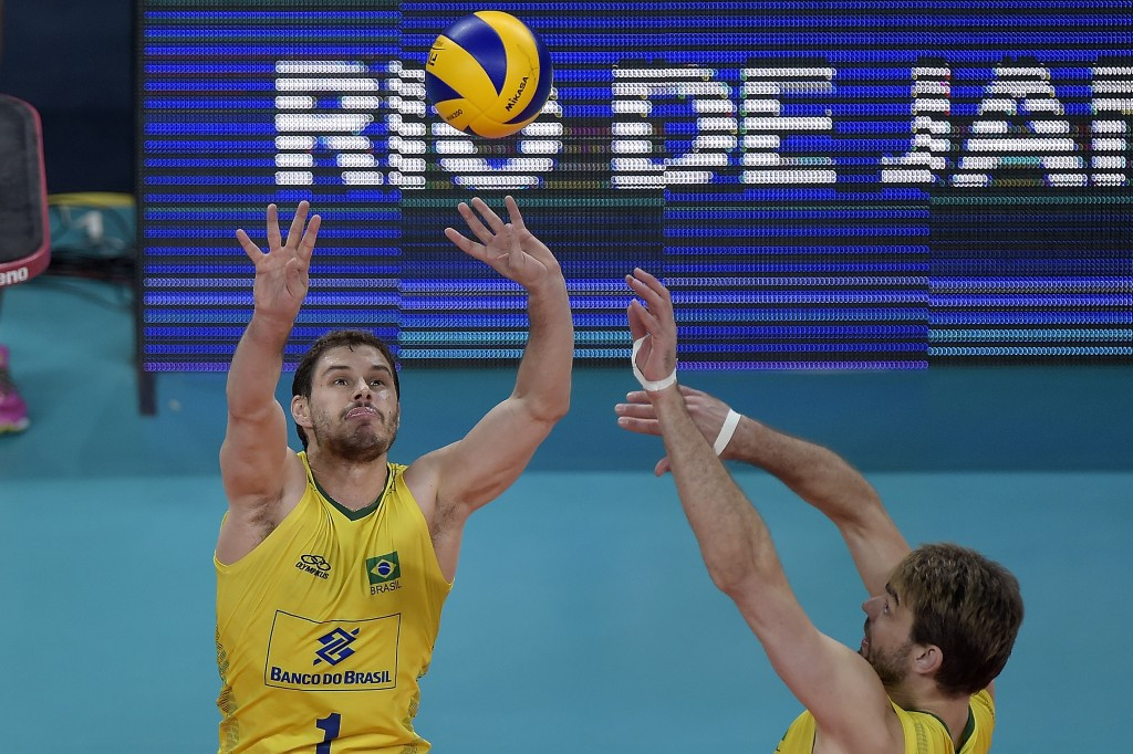 Brazil make strong start to FIVB World League campaign