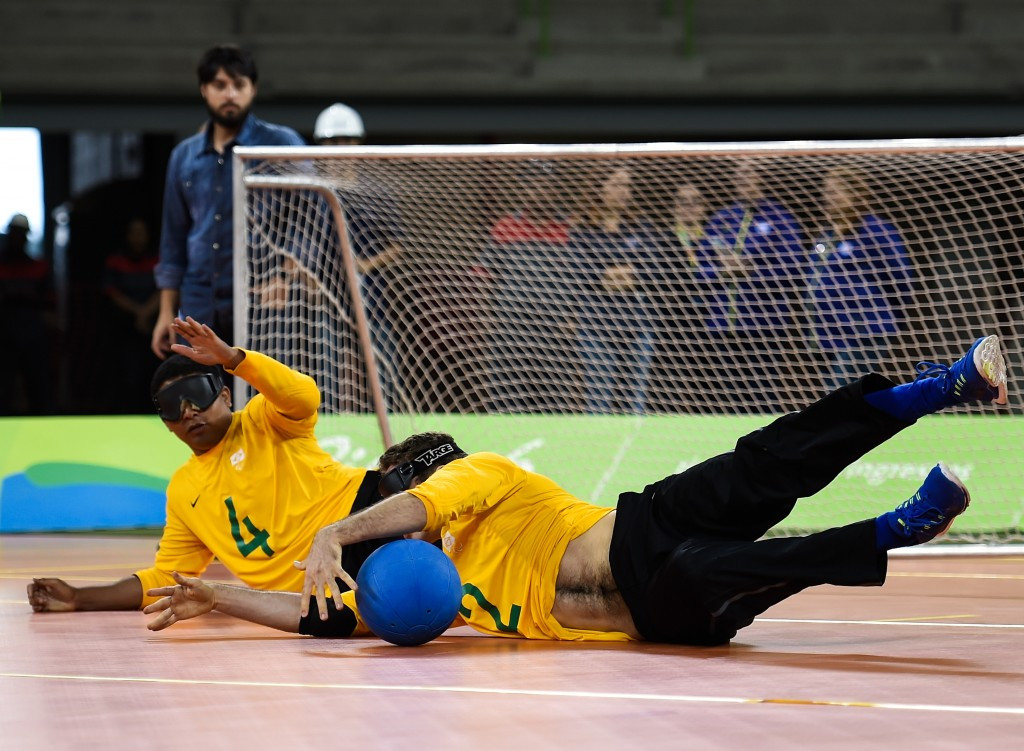 IBSA announce change to Rio 2016 goalball format
