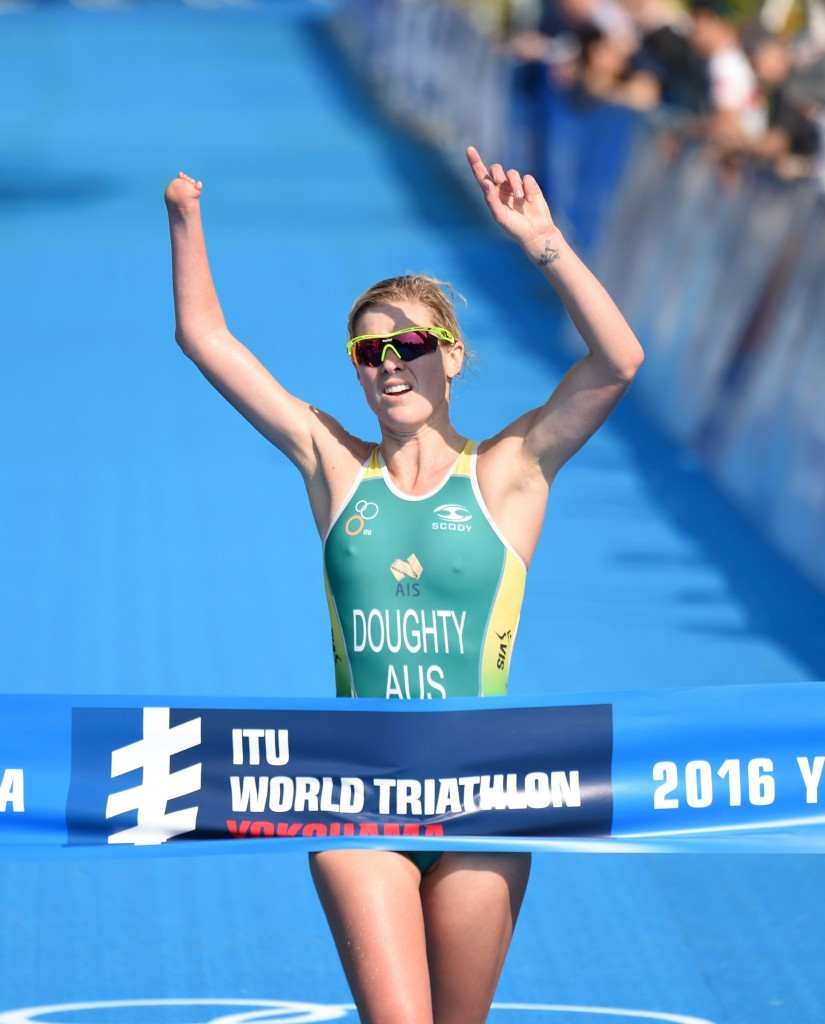 Kate Doughty has been appointed as ambassador