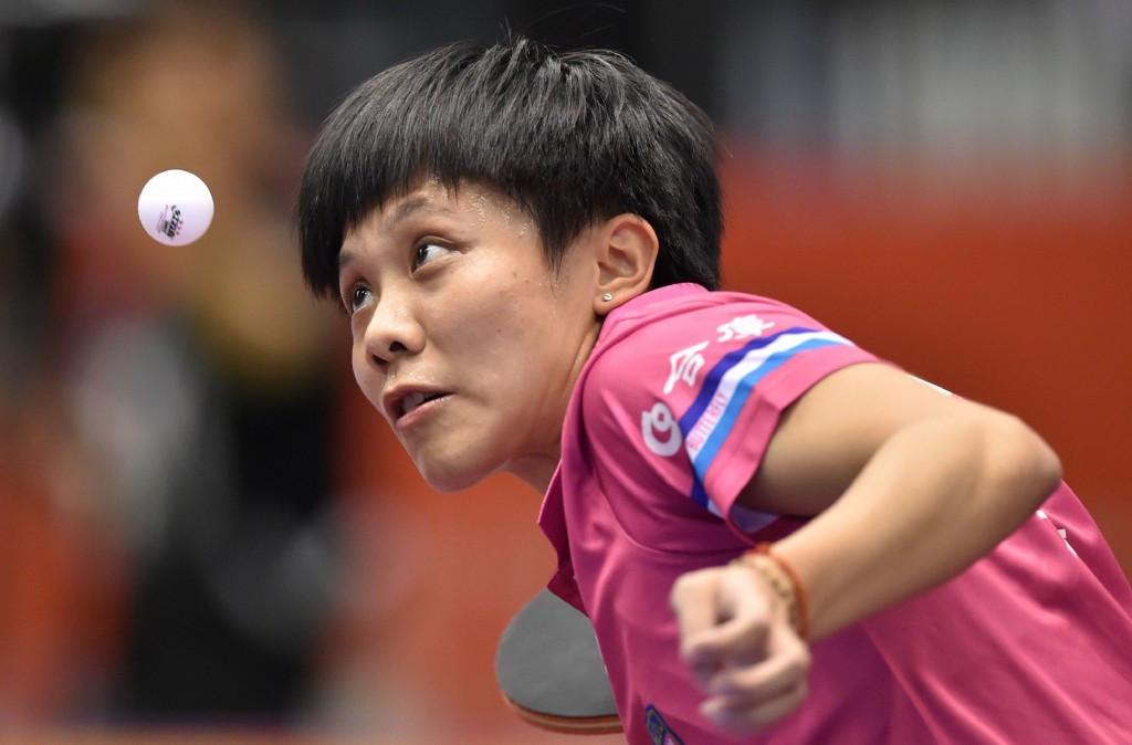 Cheng battles into ITTF Japan Open semi-finals in Tokyo