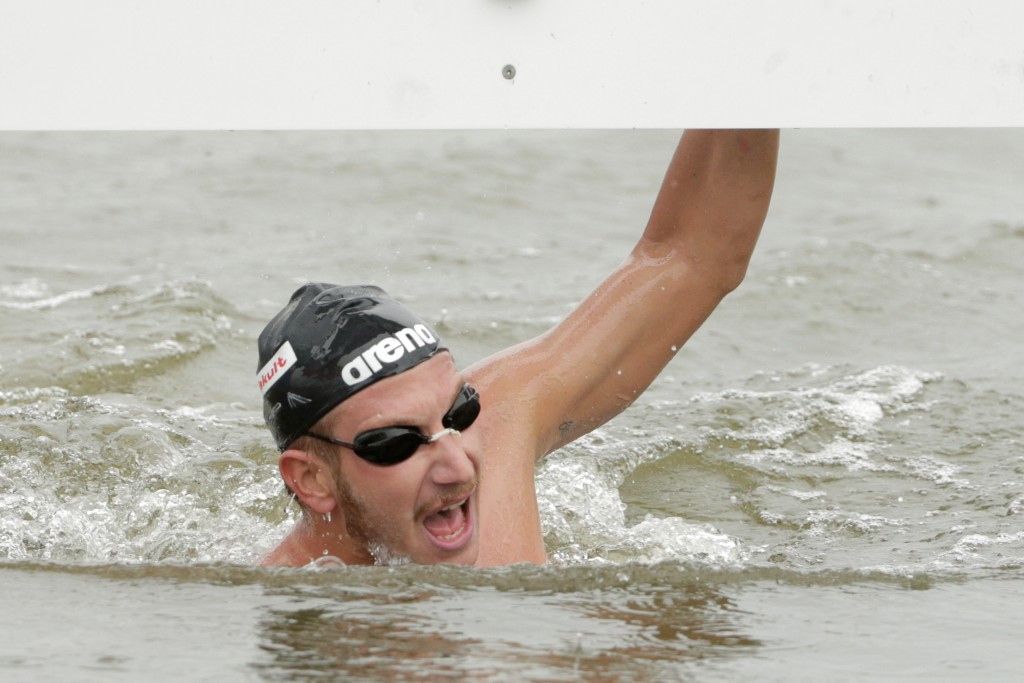 Italy take both titles at FINA Marathon Swimming World Cup in Hungary