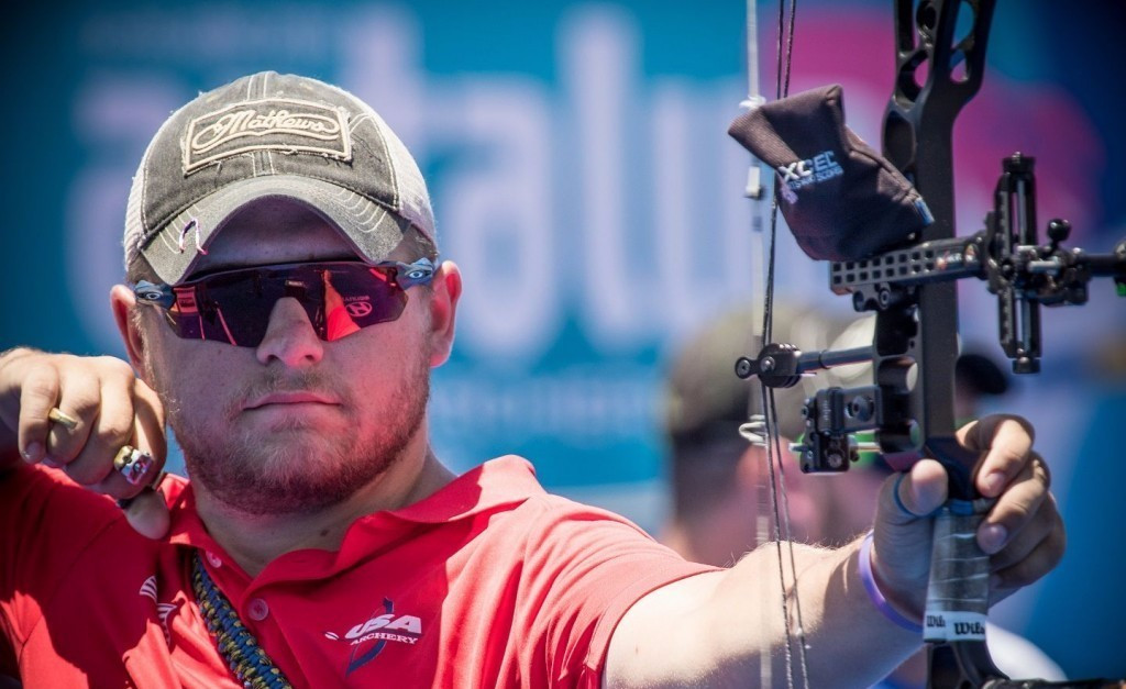 United States make it back-to-back compound team titles at Archery World Cup