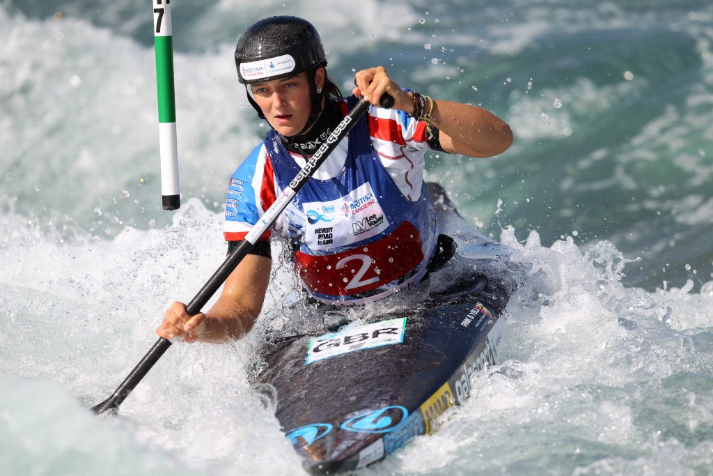 Franklin triumphs at Pau Canoe Slalom World Cup after Fox receives crucial penalty