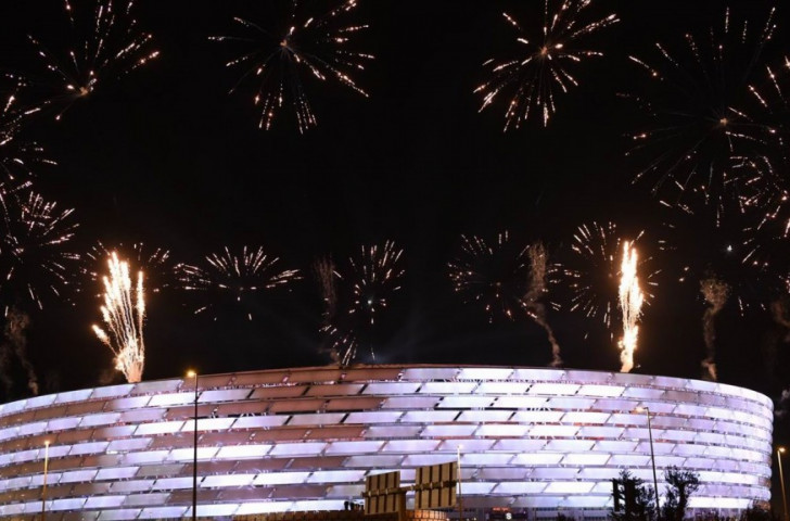 Tickets for the Baku 2015 Opening Ceremony have sold out ©Baku 2015