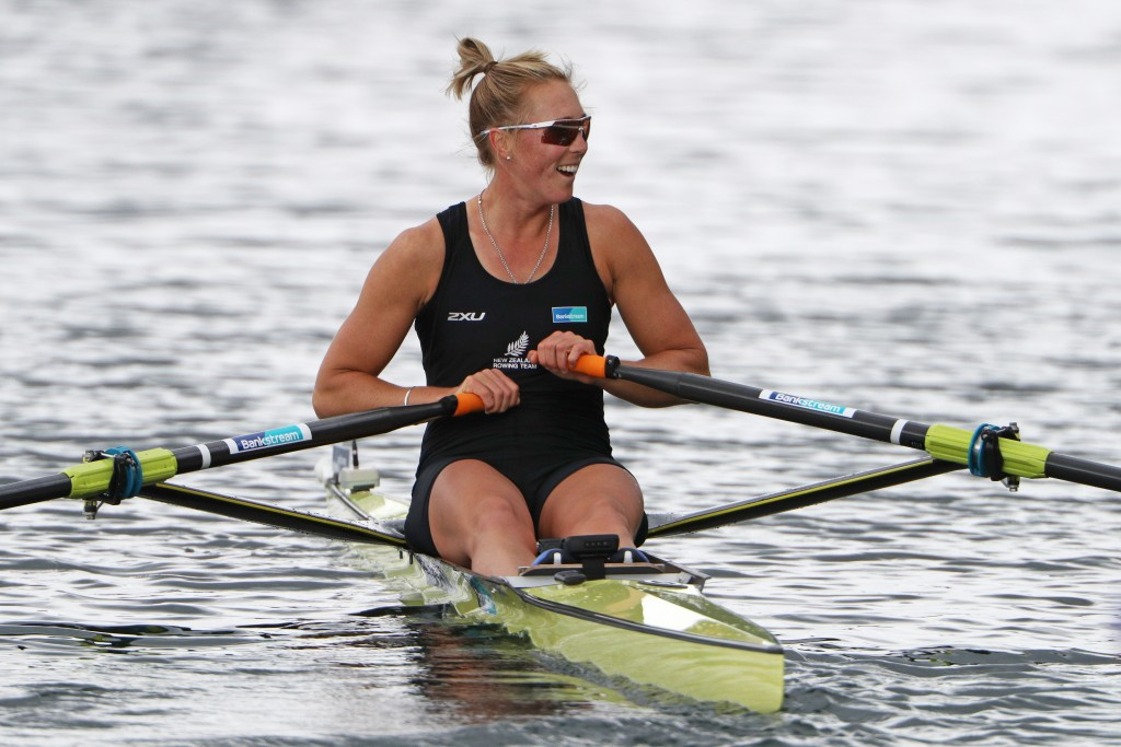 Brennan eases into women's single sculls final at World Rowing Cup in Poznan
