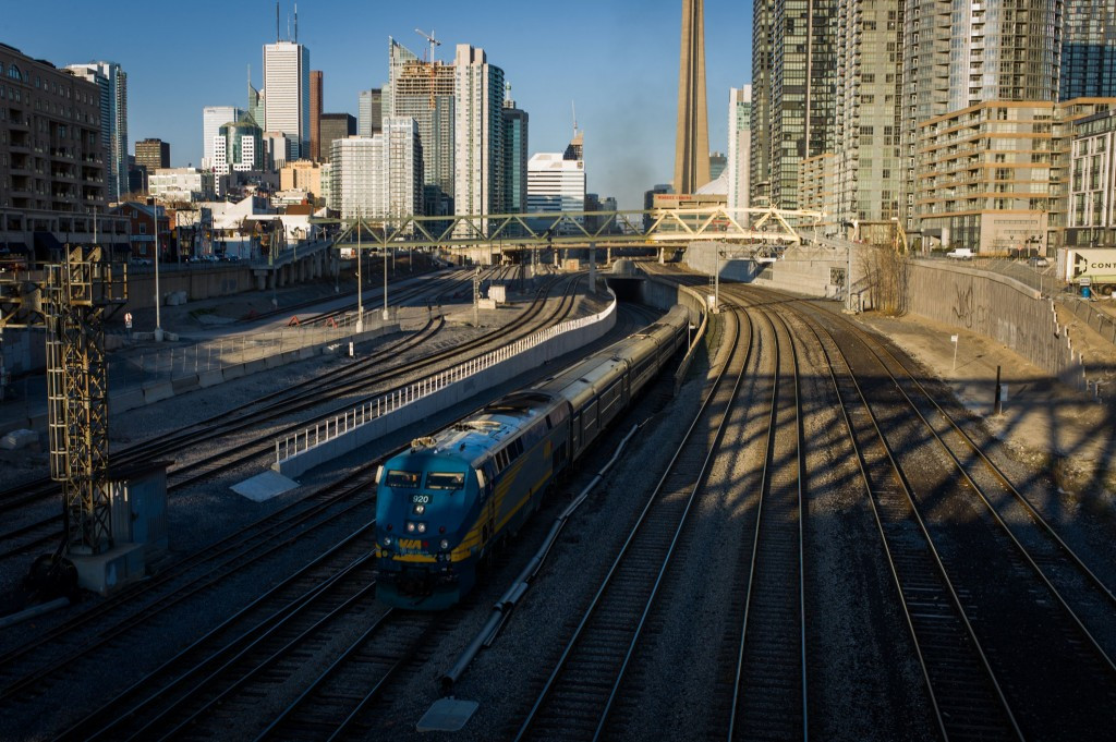 Toronto 2015 reveal plans for transport as city prepares for increased demand during Pan American Games