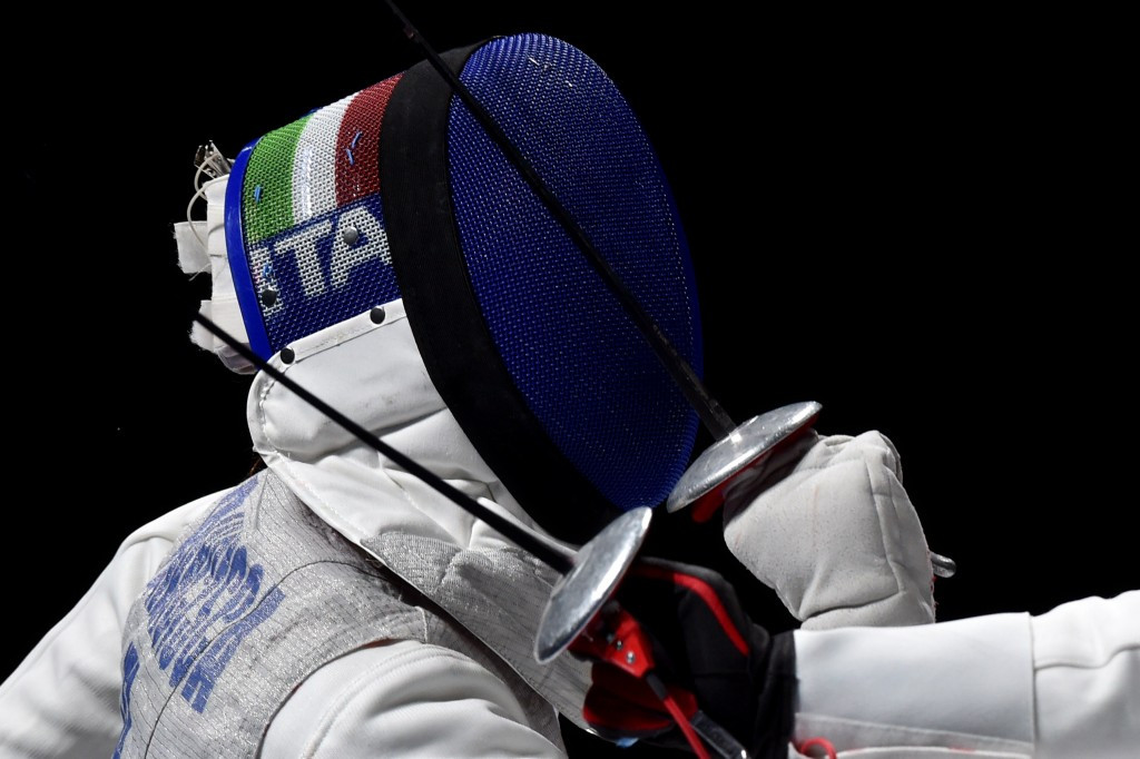 Elisa Di Francisca will look to become only the third fencer to win four consecutive European titles