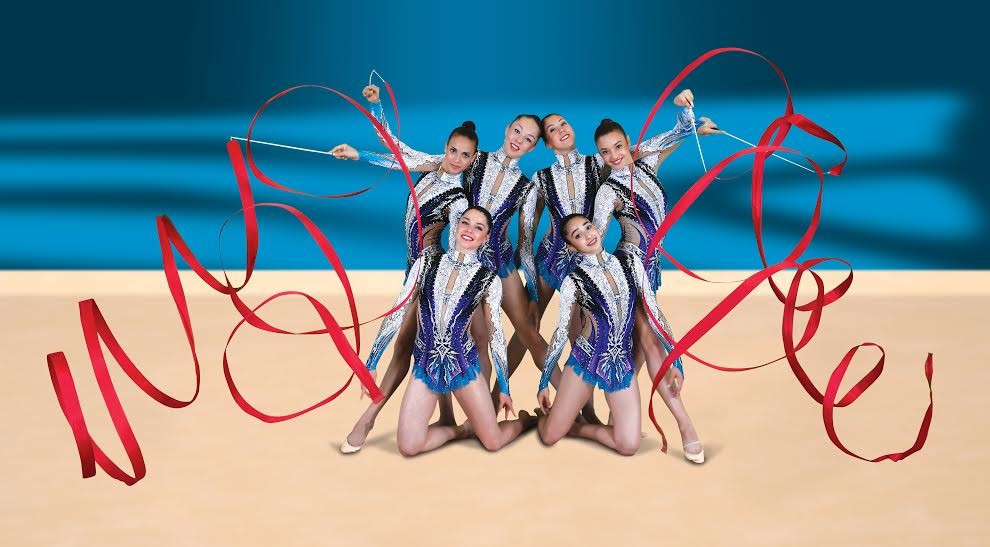 Israel claim home European Rhythmic Gymnastics Championship title in hoops and clubs event