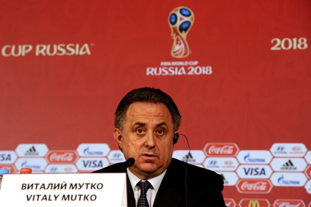 Russian Sports Minister Vitaly Mutko has reiterated his claims his country did nothing wrong in securing the rights to stage the 2018 World Cup