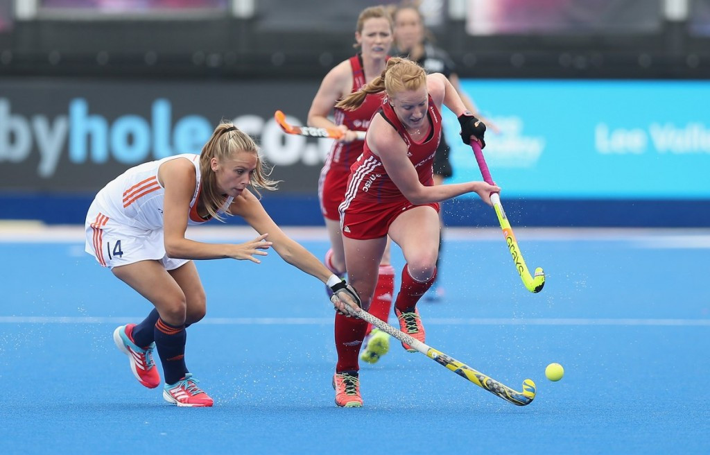 The Netherlands proved too strong for hosts Britain ©FIH