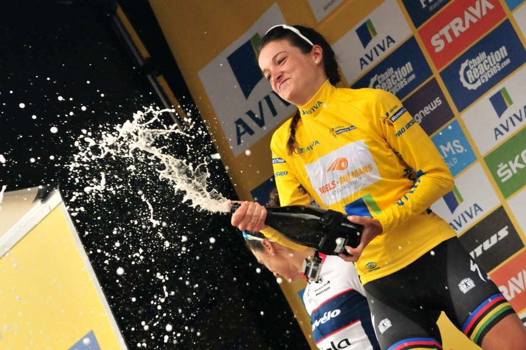 Armitstead seals overall win at Aviva Women's Tour