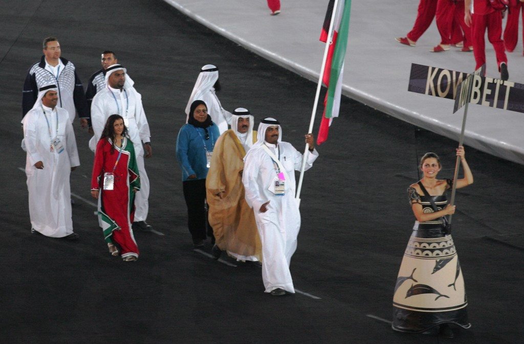 Kuwait is set for a long absence from the Olympic Games and other international sporting events ©Getty Images