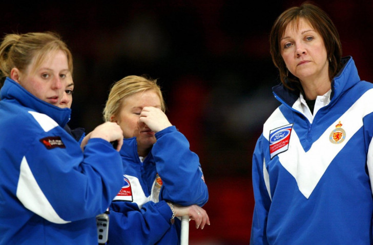 World champion appointed head performance coach for Scottish and British Wheelchair Curling