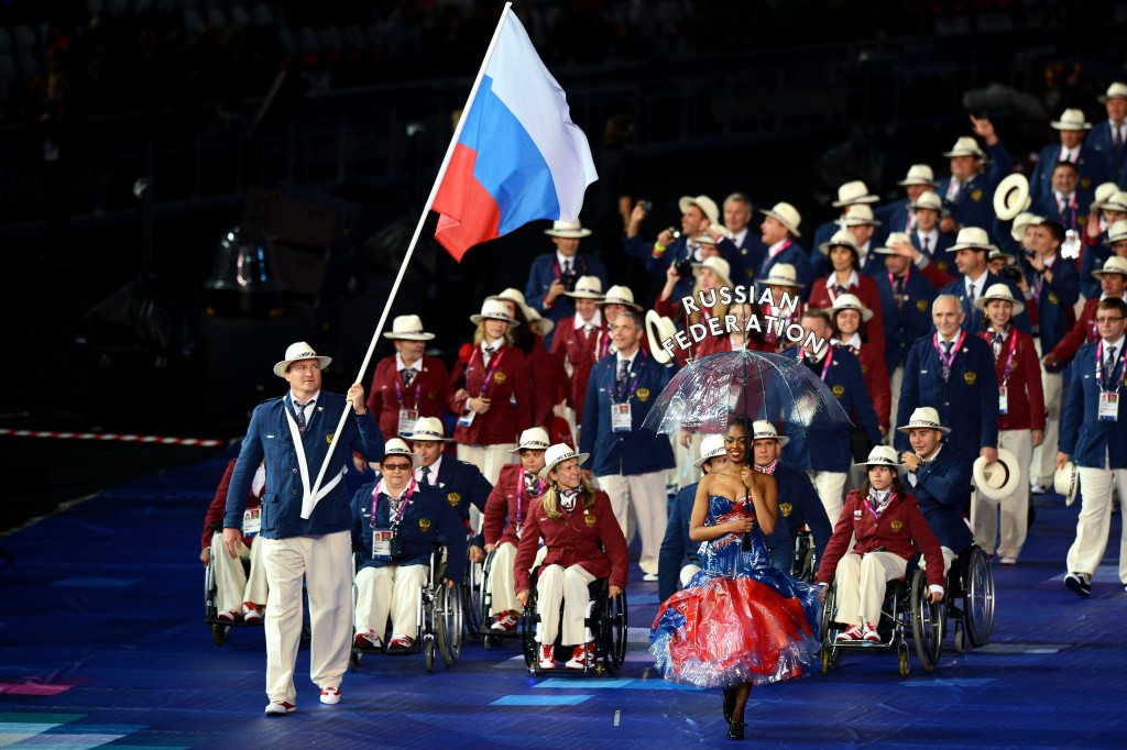 There appears no chance of Russian athletes missing the Rio 2016 Paralympics ©Getty Images