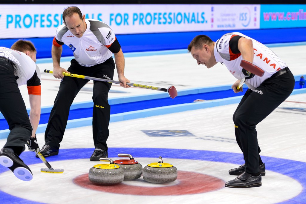 Curling Canada introduce guidelines for players suffering head injuries