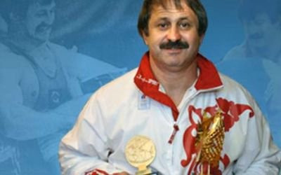 Russian Wrestling Federation first vice-president and Olympic gold medallist found dead in Chechnya