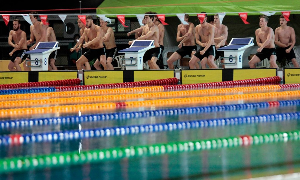 Australia earn double gold on opening day of Oceania Swimming Championships