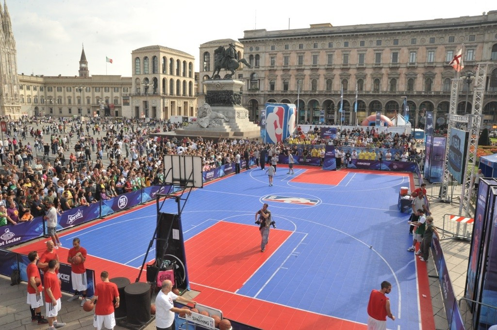 Odense to welcome NBA's global basketball tour NBA 3X in August