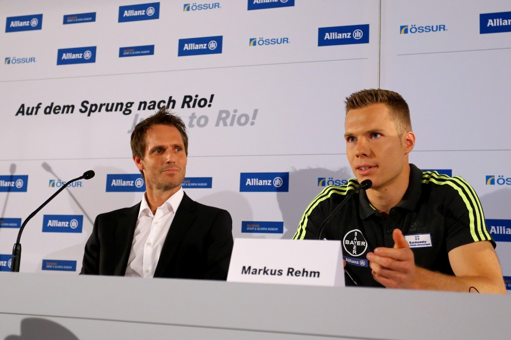 Markus Rehm's hopes of competing for Germany at the Olympic Games appear to be over ©Getty Images