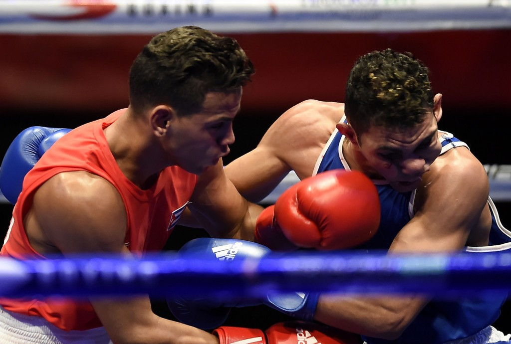 Reigning champion edges closer to Rio 2016 qualification at AIBA Open Boxing World Olympic Qualification tournament
