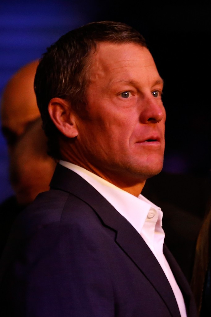 Disgraced cyclist Lance Armstrong once said he likes golf's