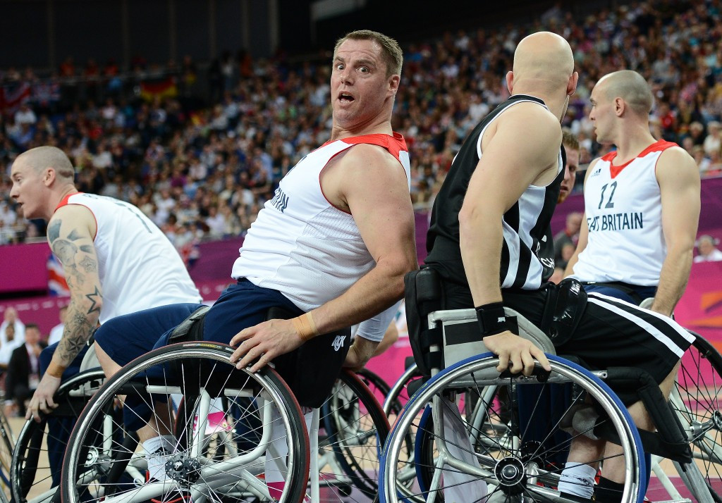 Munn to make seventh Paralympic Games appearance after making 12-man British wheelchair basketball squad for Rio 2016