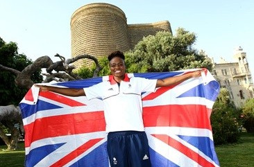 Olympic boxing champion to be Team GB flagbearer at Baku 2015 Opening Ceremony