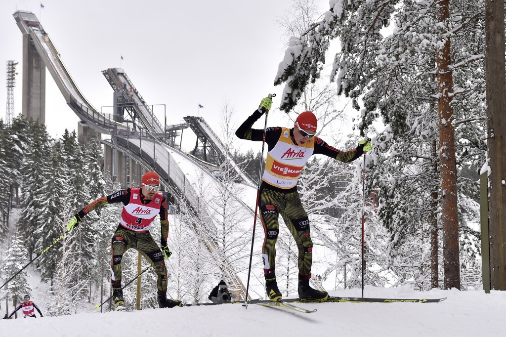 FIS Nordic Combined race director Lasse Ottesen has completed a number of recent inspections at venues of some of the upcoming 2016/17 winter season events ©Getty Images