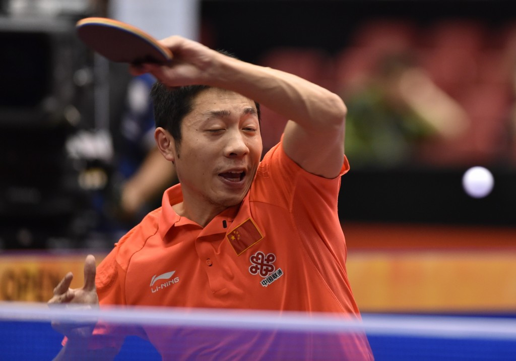 Xu seeking to convert second to first at South Korean-leg of ITTF World Tour