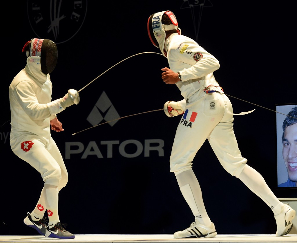 Set to be the 33rd edition, the European Fencing Championships in Minsk have been postponed ©Getty Images