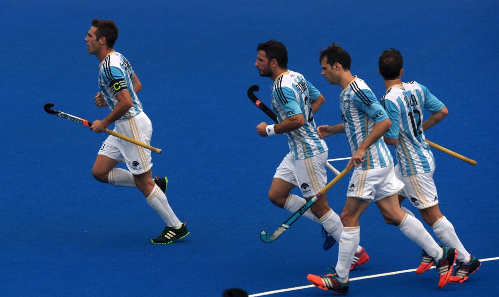 Hosts finish pool stage at Hockey World League semi-final with maximum points as last eight decided