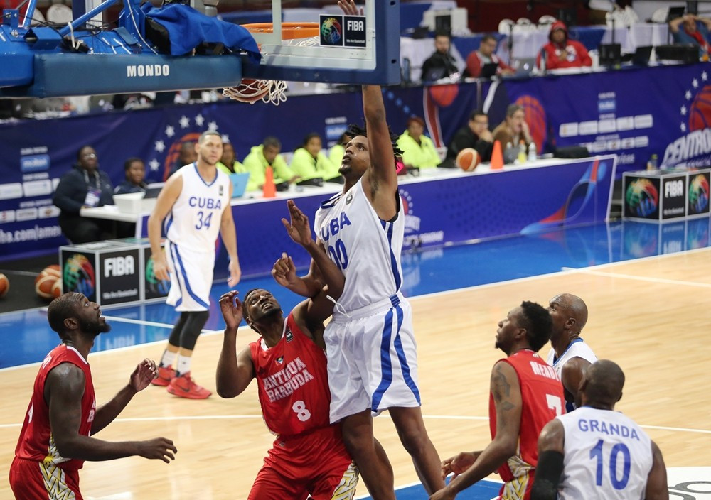 Cuba continue quest for fifth title with win at 2016 Men's Centrobasket