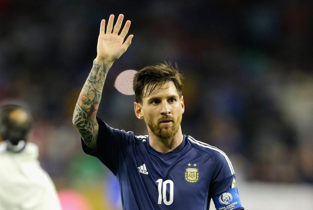 Messi breaks goalscoring record as Argentina reach Copa América Centenario final