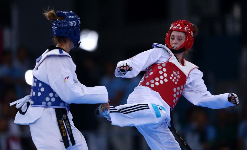 Olympic champion Jones headlines British taekwondo team for Rio 2016
