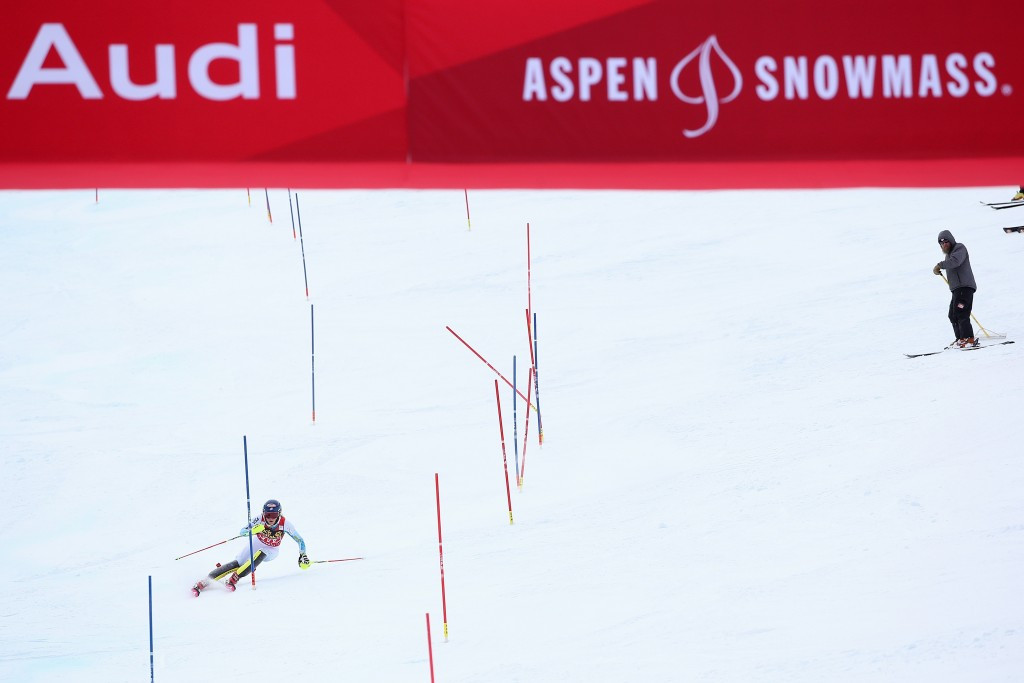 FIS delegation visit Aspen to inspect course for 2017 Ski World Cup Finals