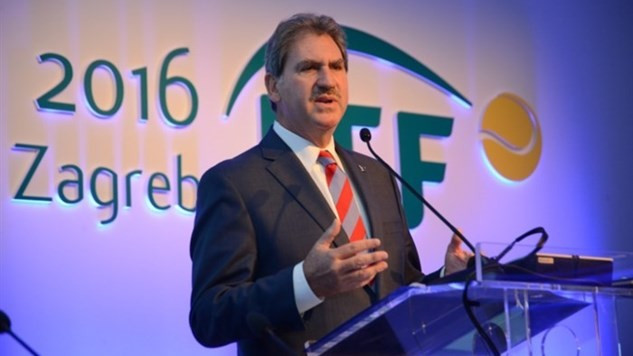 International Tennis Federation targets development as Haggerty launches ITF 2024