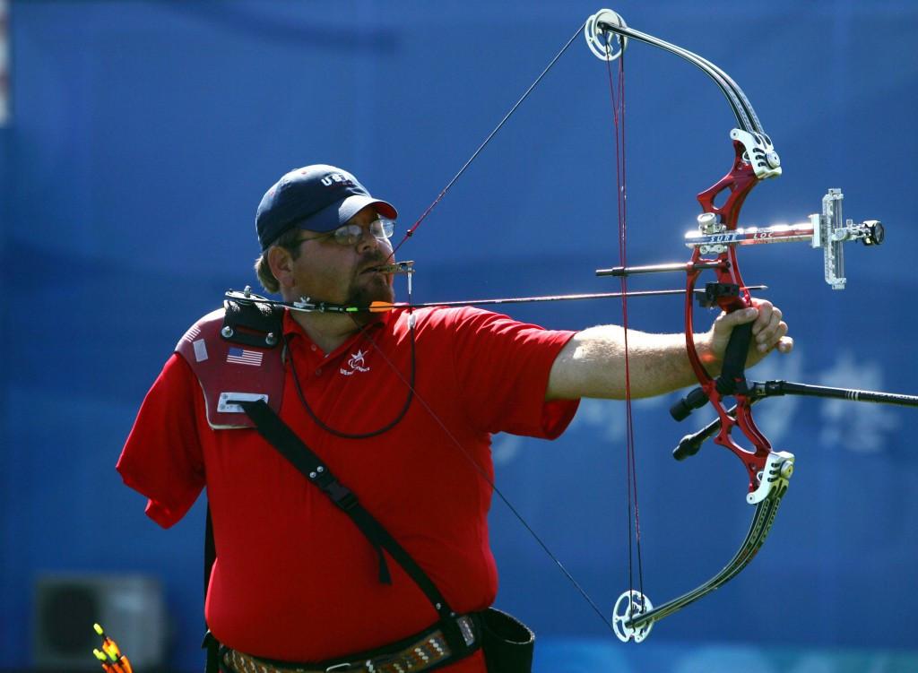 Bennett secures Rio 2016 spot with win at Czech Target 2016 Para-archery Tournament