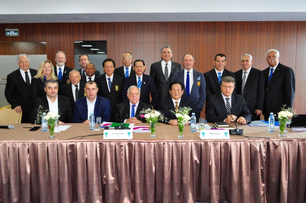 The decisions were taken on the opening day of the IWF Executive Board meeting here in Georgia's capital