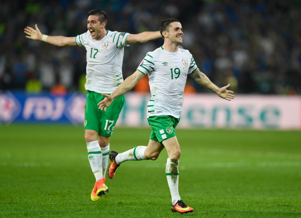 Robbie Brady's late winner against Italy took the Republic of Ireland into the last 16