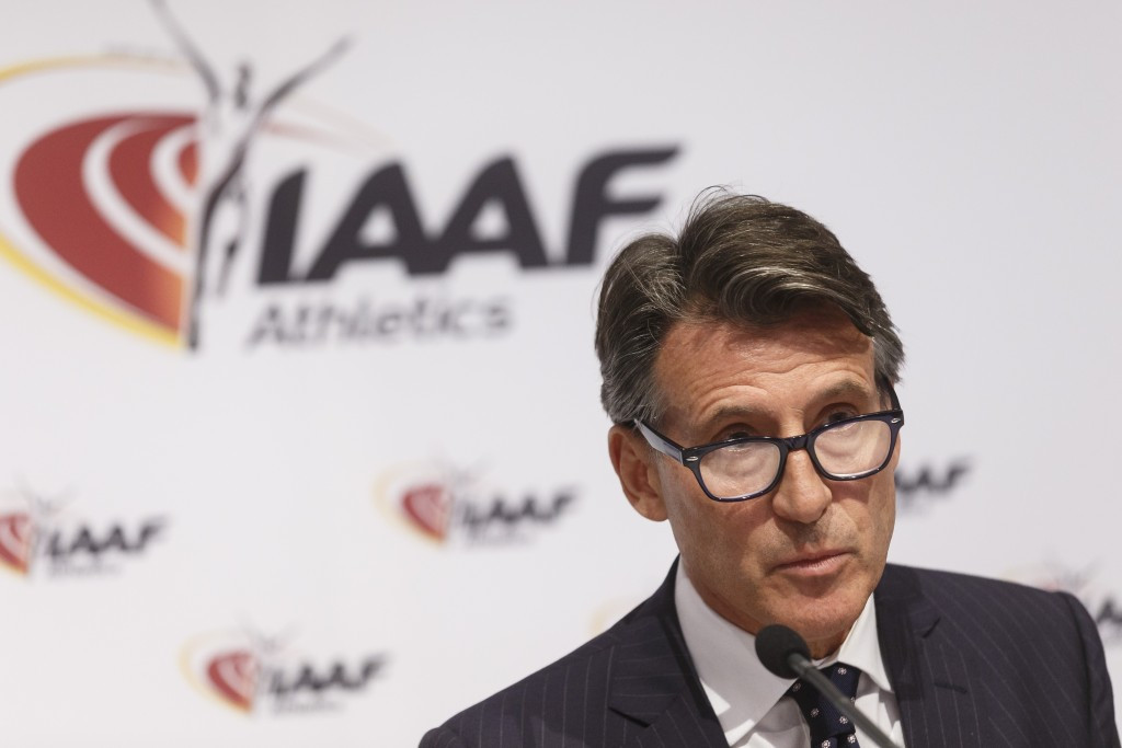 IAAF President Coe defends new female classification ruling in meeting with Athletics South Africa