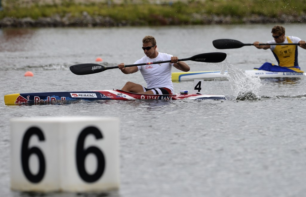 Moscow set to host European Canoe Sprint Championships in last major senior event ahead of Rio 2016