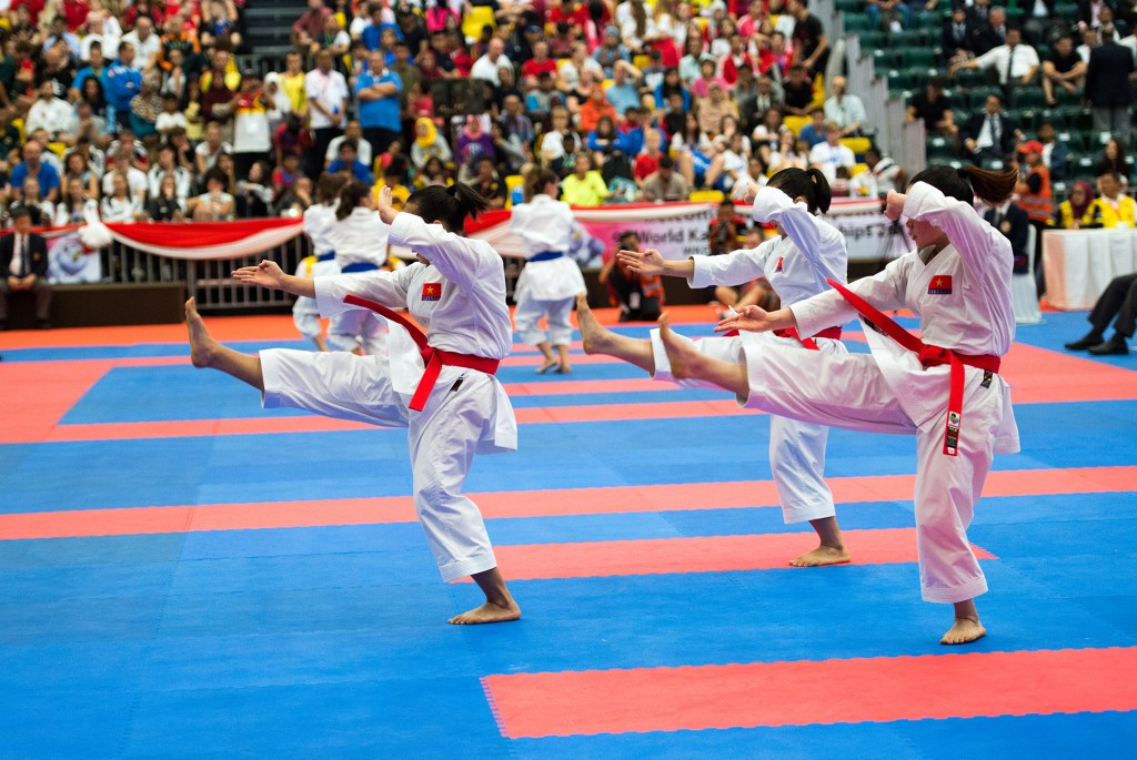 World Karate Federation President hails upcoming Youth Camp as demonstration of appeal of sport to youngsters