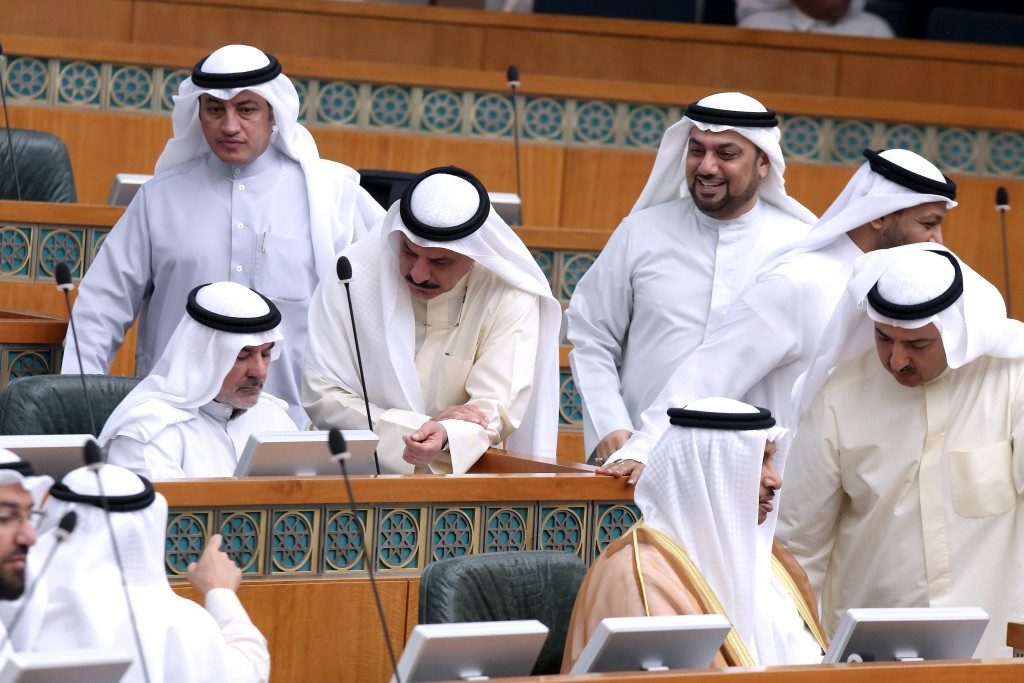 The new law was passed through the Kuwaiti Parliament earlier this year ©Getty Images