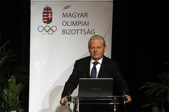 Budapest Mayor István Tarlós has promised that he will back a bid from the Hungarian capital for the 2024 Olympics and Paralympics